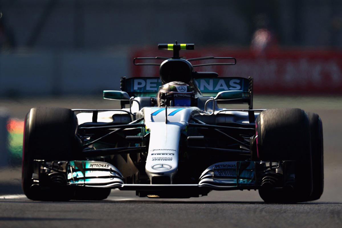 F1 メキシコグランプリ バルテリ・ボッタス