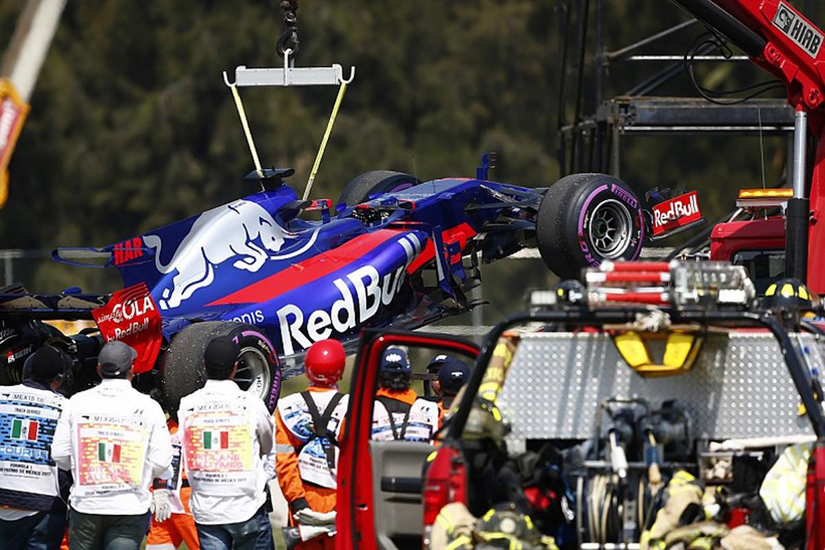 ルノー F1 メキシコグランプリ