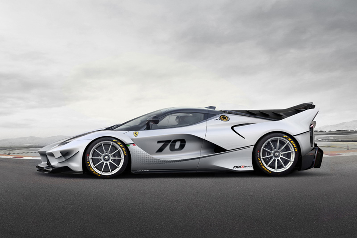 フェラーリ フェラーリ・FXX-K フェラーリ・XXプログラム フィナーリ・モンディアーリ
