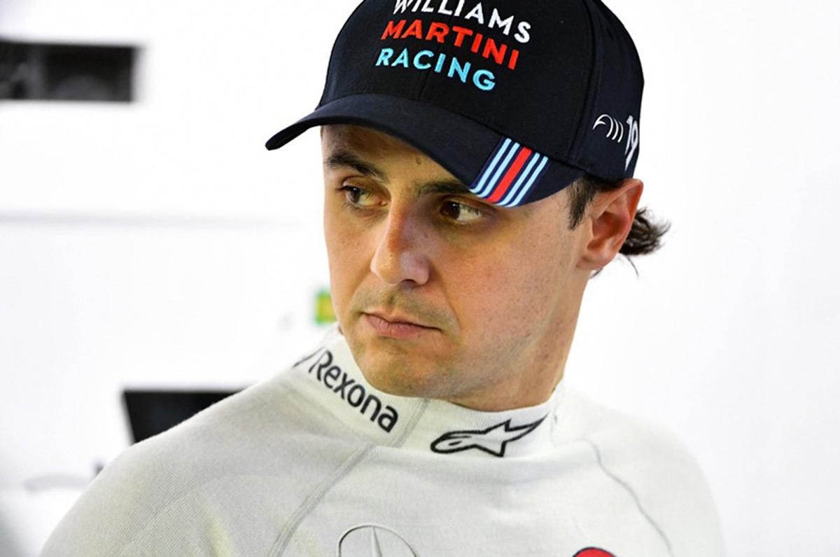 フェリペ・マッサ ウィリアムズF1 2017年のF1世界選手権