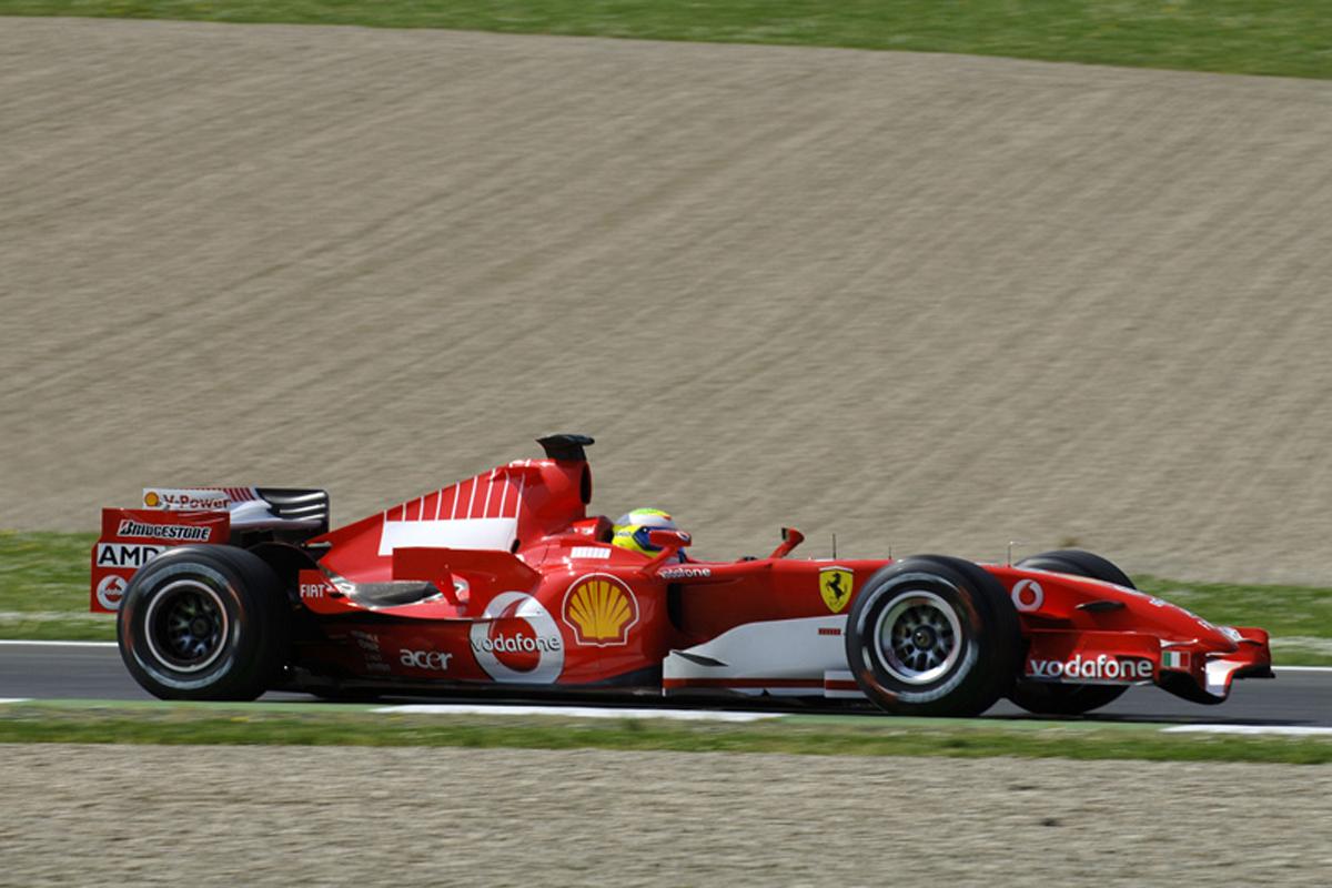 Ferrari 248F1