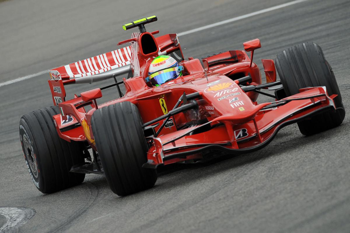 フェラーリ F2009