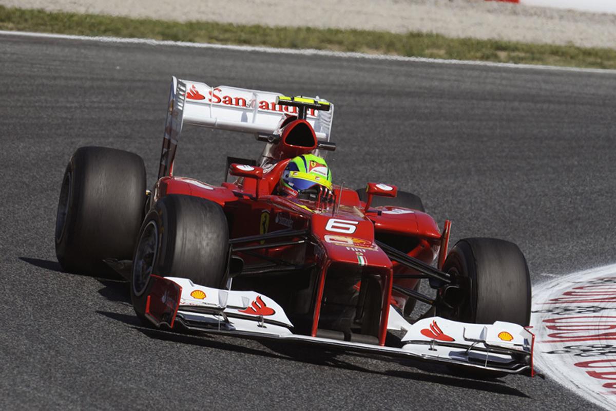 フェラーリ F2012