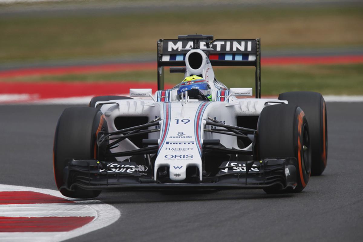 ウィリアムズ F37