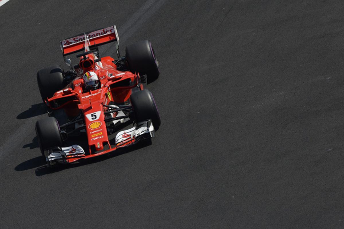 フェラーリ F1レギュレーション リバティメディア
