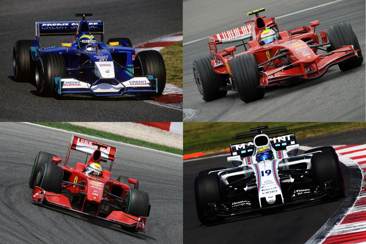 フェリペ・マッサ ウィリアムズF1 引退 2017年のF1世界選手権