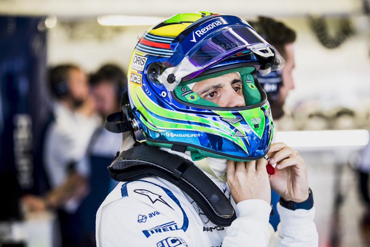 フェリペ・マッサ ウィリアムズF1 F1
