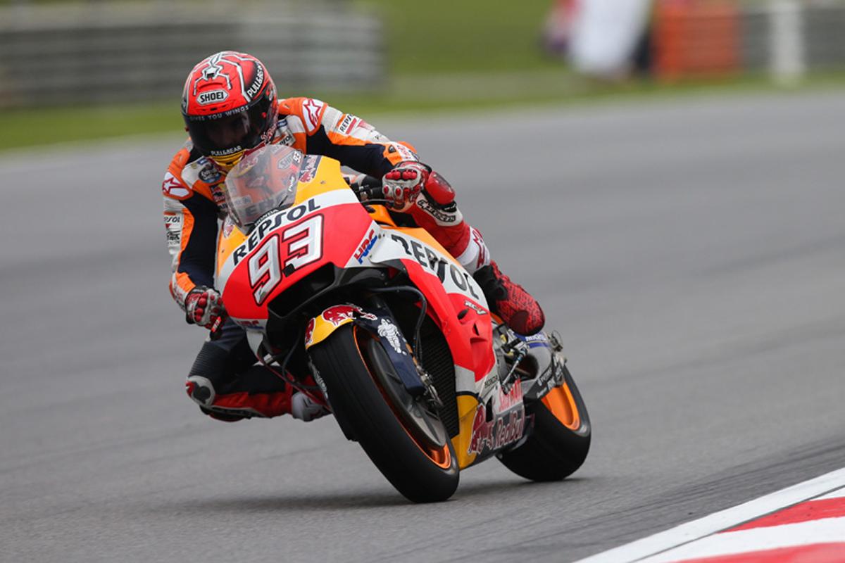 ロードレース世界選手権 バレンシアグランプリ マルク・マルケス MotoGP