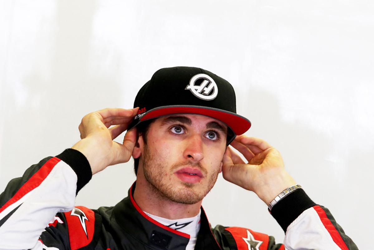 アントニオ・ジョヴィナッツィ F1