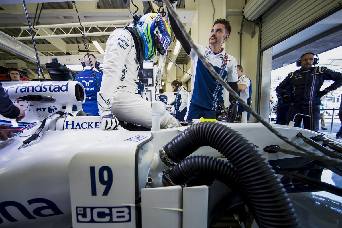 フェリペ・マッサ ウィリアムズF1 ブラジルグランプリ