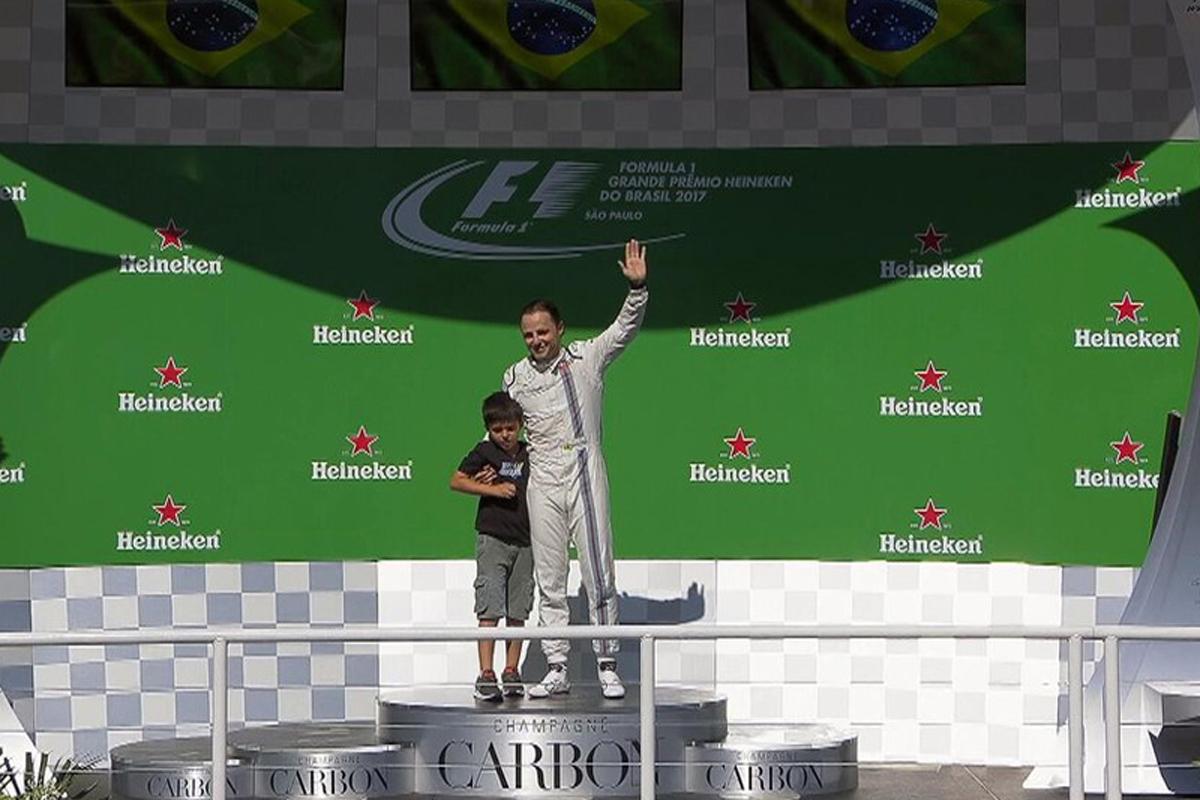 フェリペ・マッサ ブラジルグランプリ F1 ウィリアムズF1