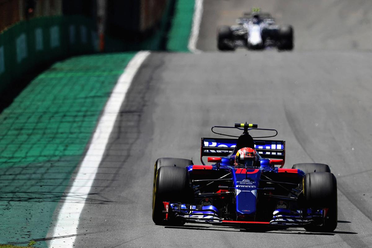 スクーデリア・トロ・ロッソ F1 ブラジルグランプリ