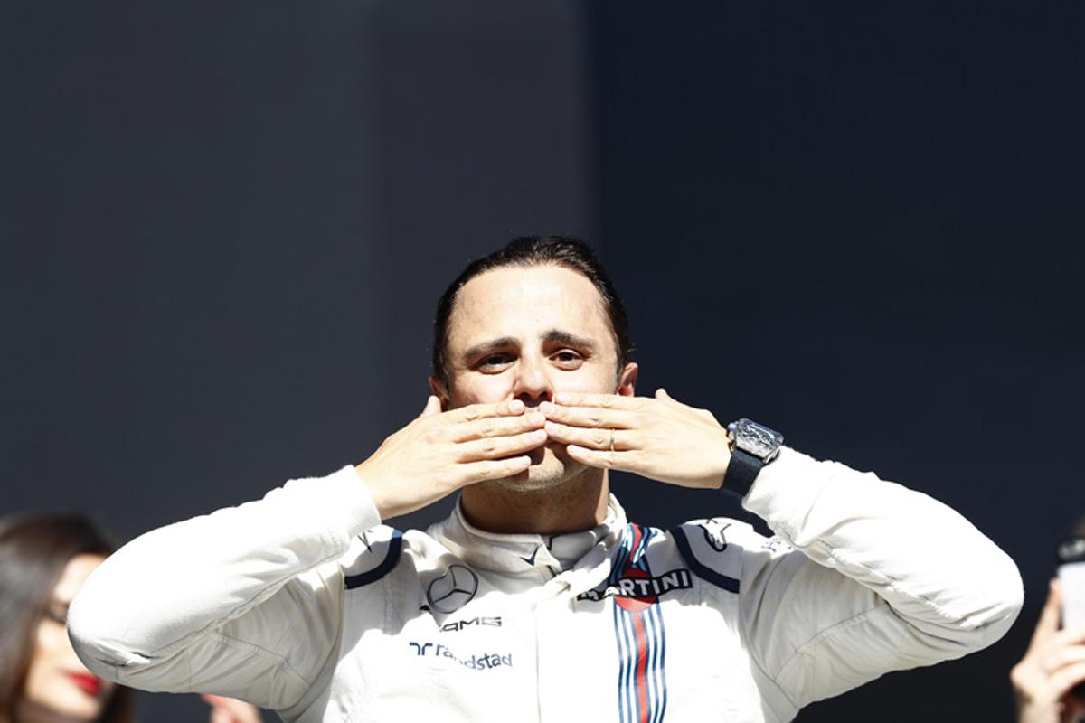 ウィリアムズF1 フェリペ・マッサ F1 ブラジルグランプリ