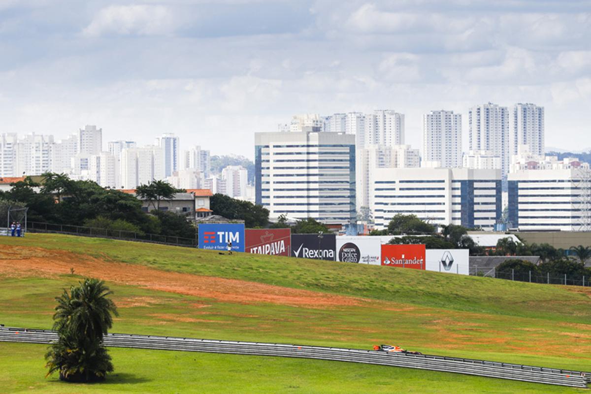 リバティメディア F1 ブラジルグランプリ