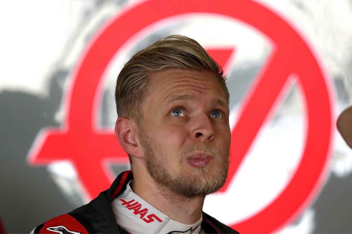 ケビン・マグヌッセン ハースF1チーム F1