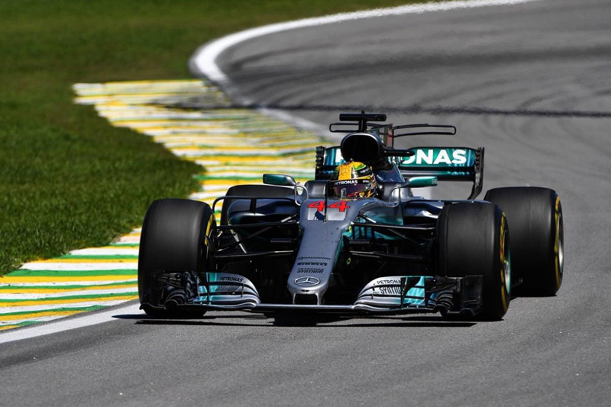 ルイス・ハミルトン 片山右京 F1 ブラジルグランプリ
