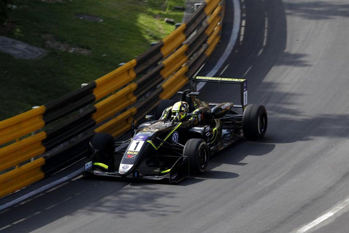 マカオグランプリ FIA F3ワールドカップ ランド・ノリス