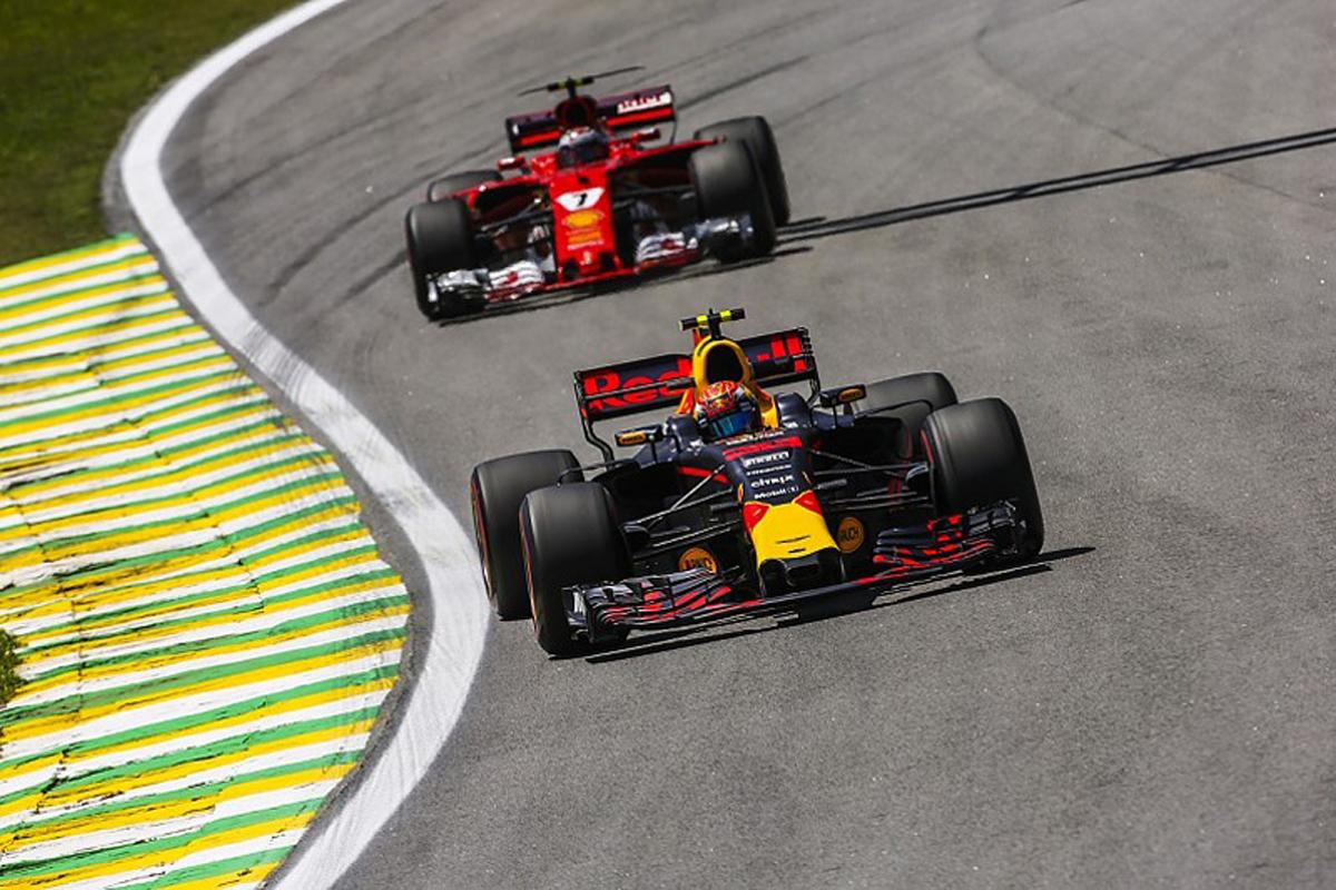 フェラーリ F1 レッドブル・レーシング ペナルティ