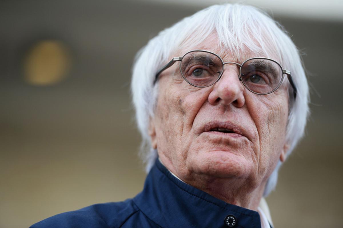 F1 バーニー・エクレストン リバティメディア