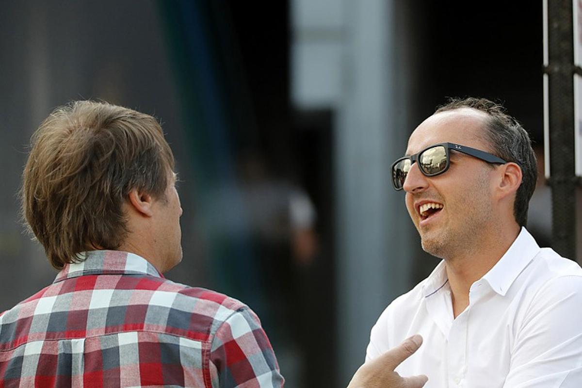 ウィリアムズ F1 ロバート・クビサ