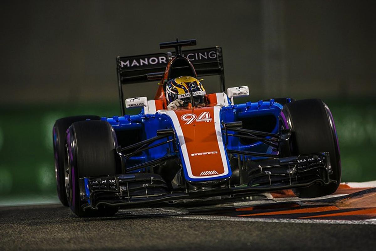 F1 マノー