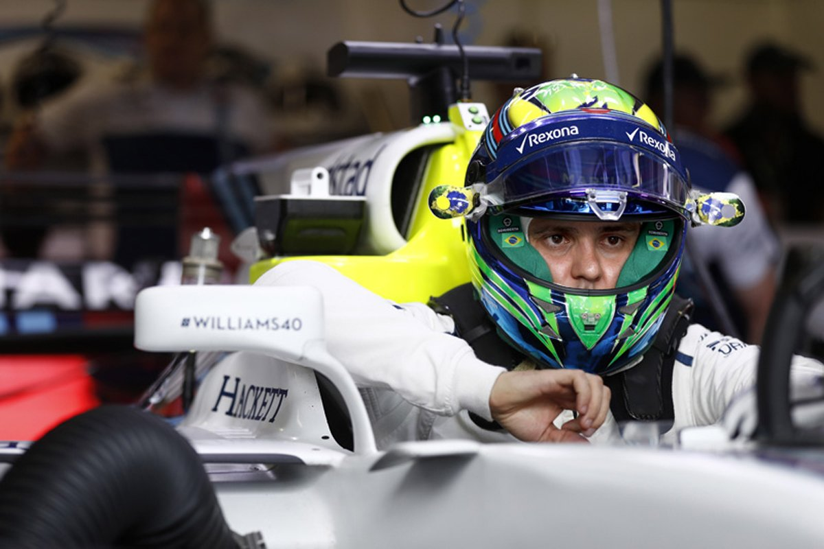 フェリペ・マッサ ウィリアムズF1 アブダビグランプリ