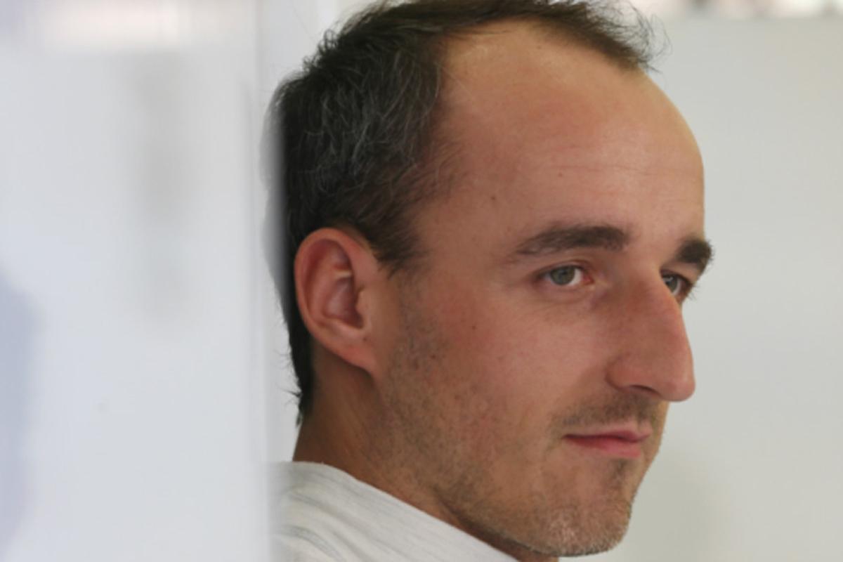 ウィリアムズF1 F1 ロバート・クビサ
