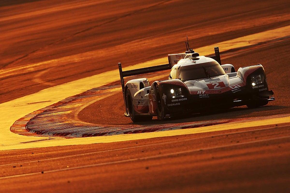 ポルシェ F1 FIA 世界耐久選手権