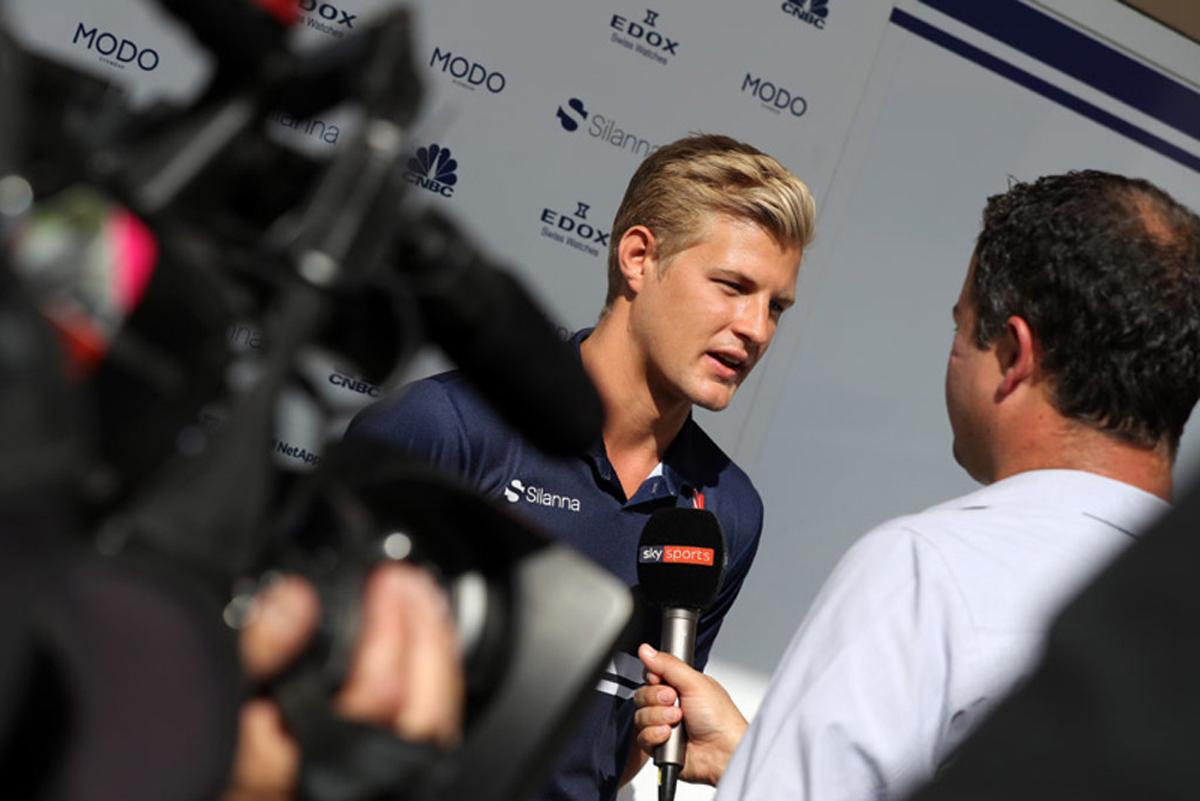 マーカス・エリクソン F1 ザウバー