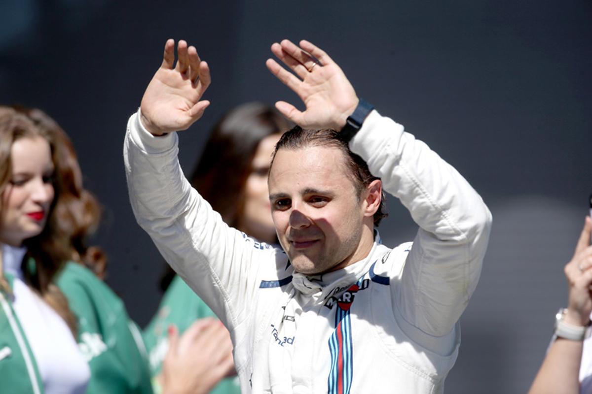 フェリペ・マッサ F1 ウィリアムズF1
