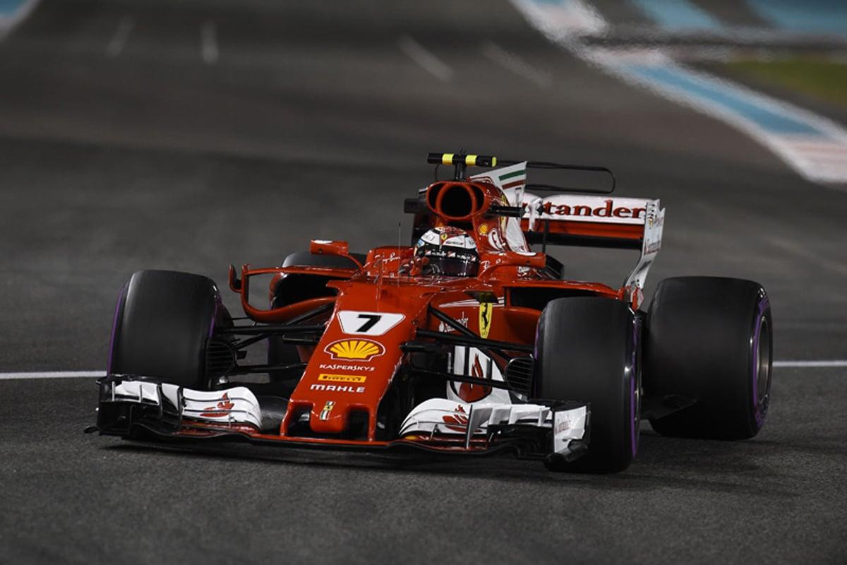フェラーリ F1 アブダビグランプリ