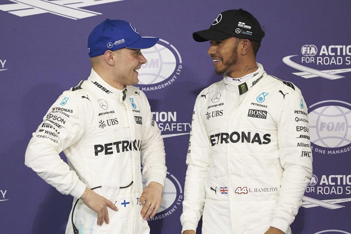 メルセデス F1 アブダビグランプリ