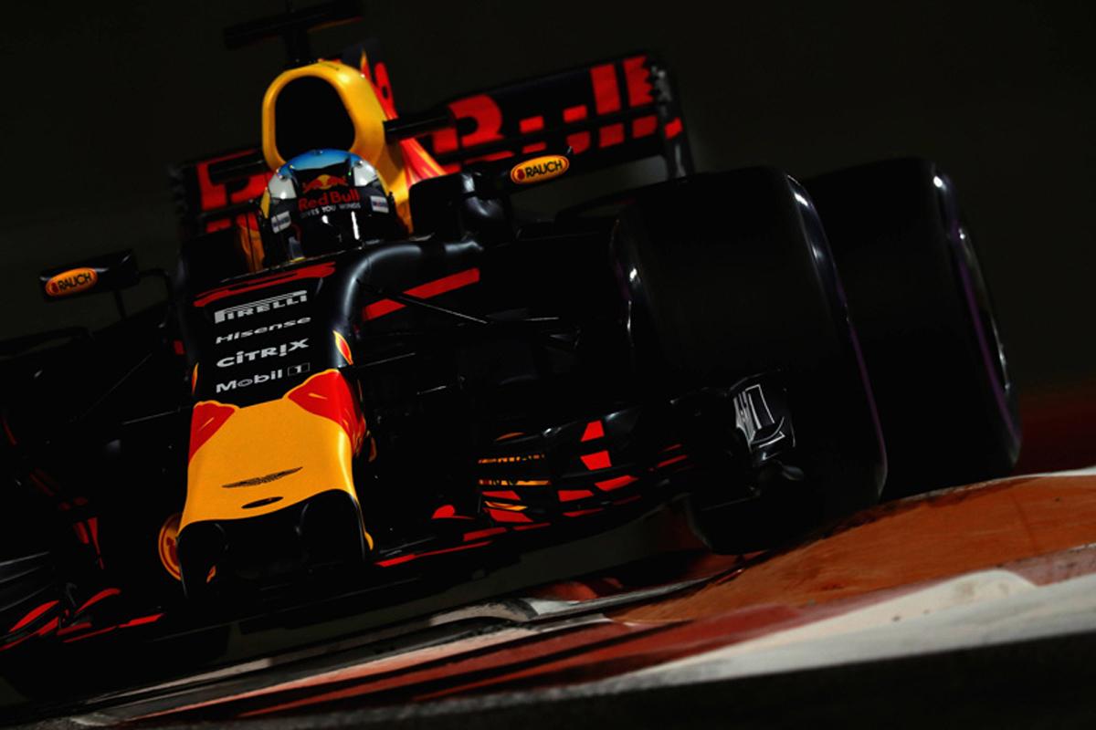 レッドブル・レーシング F1 アブダビグランプリ