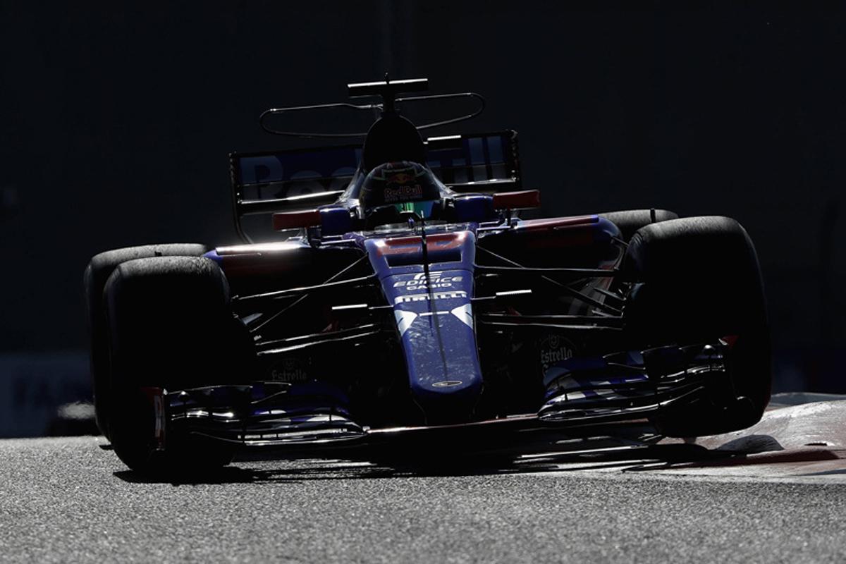 スクーデリア・トロ・ロッソ F1 アブダビグランプリ
