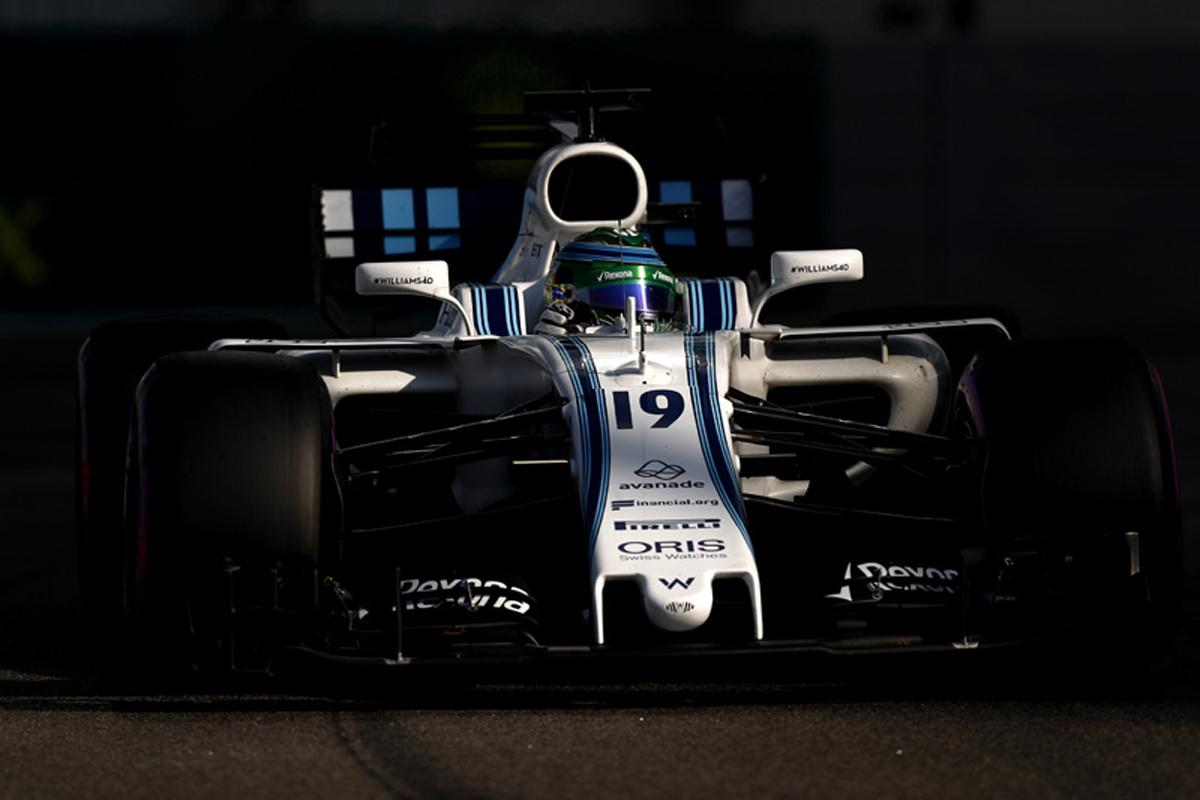 ウィリアムズ F1 アブダビグランプリ