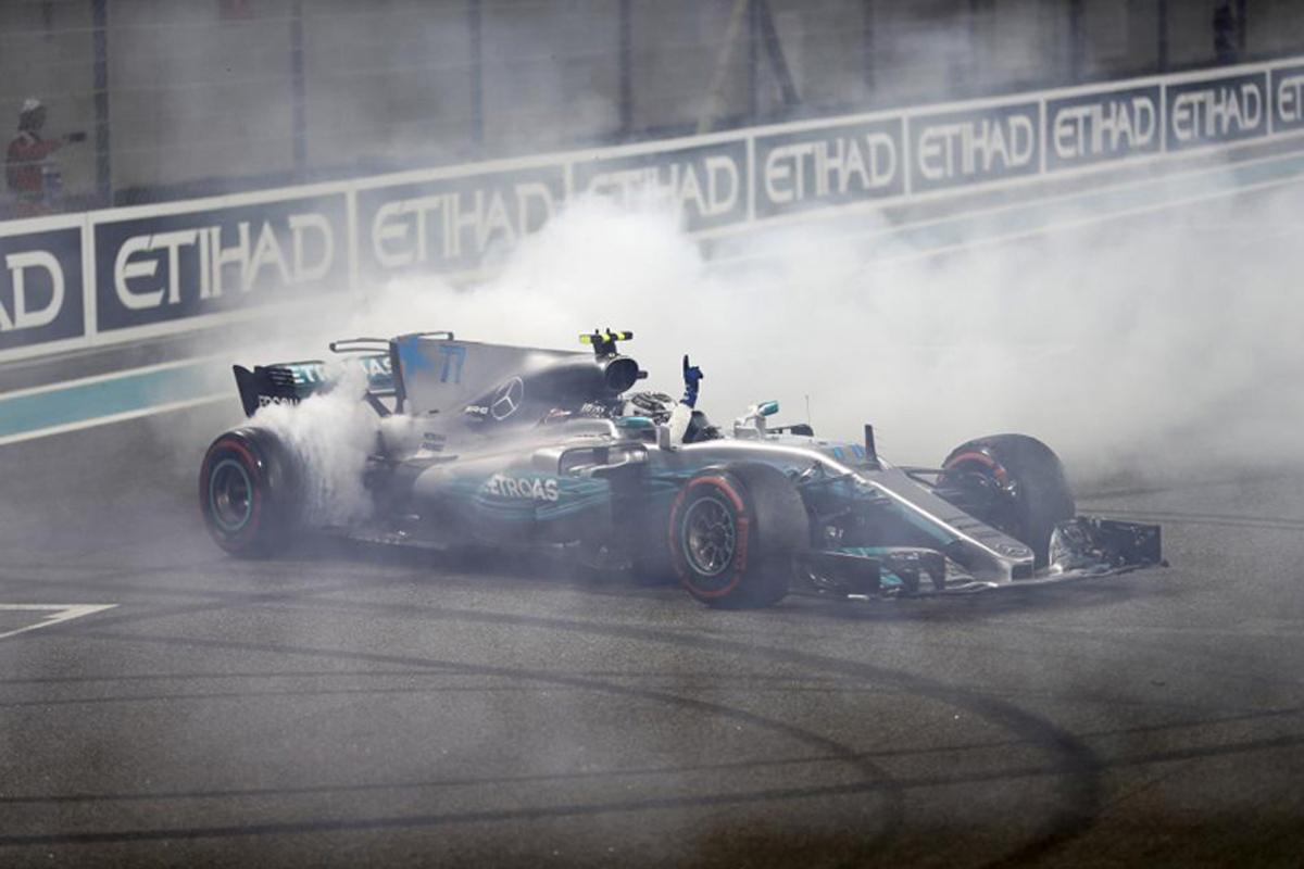 アブダビグランプリ バルテリ・ボッタス F1