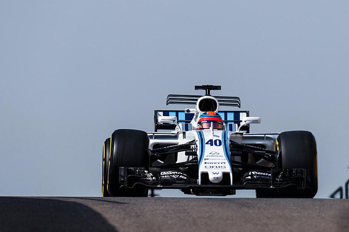 ウィリアムズF1 ロバート・クビサ アブダビグランプリ