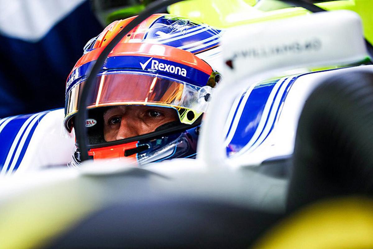 ロバート・クビサ F1 ウィリアムズ