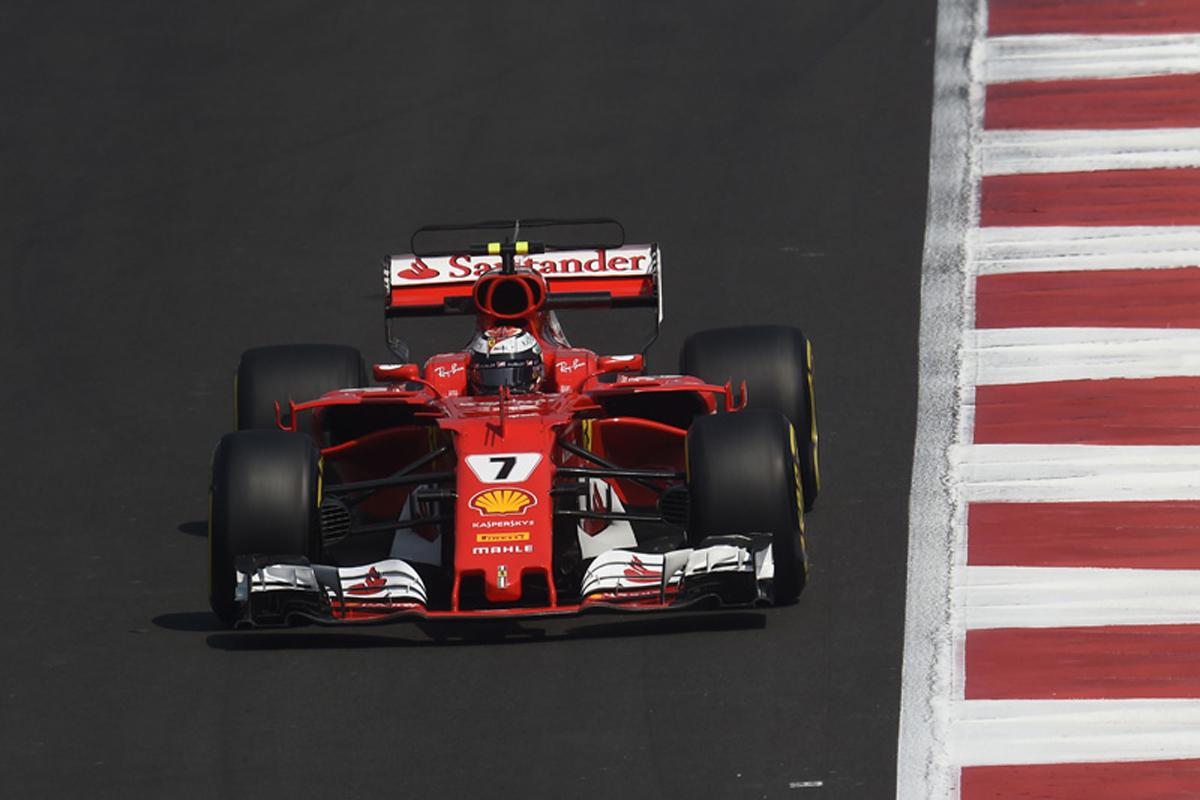 フェラーリ F1 サンタンデール