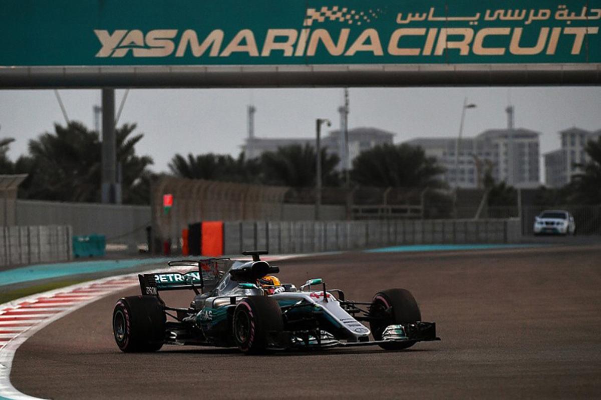 ルイス・ハミルトン F1 メルセデスAMG F1