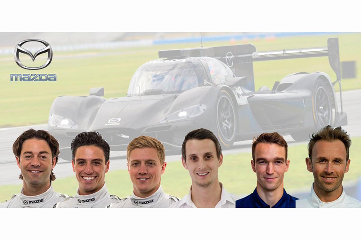 IMSAウェザーテック・スポーツカー選手権 マツダチーム・ヨースト
