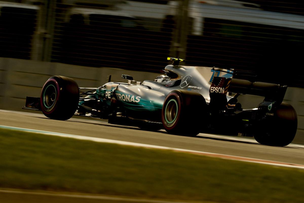リバティメディア F1 メルセデスAMG F1