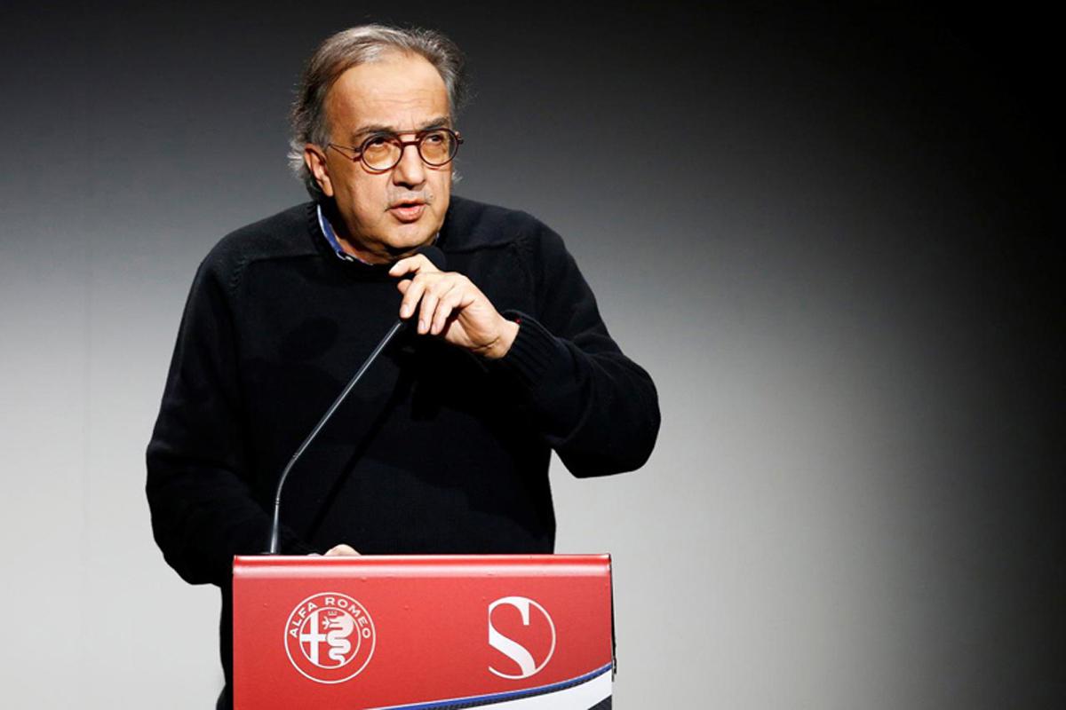 フェラーリ F1 セルジオ・マルキオンネ アルファロメオ