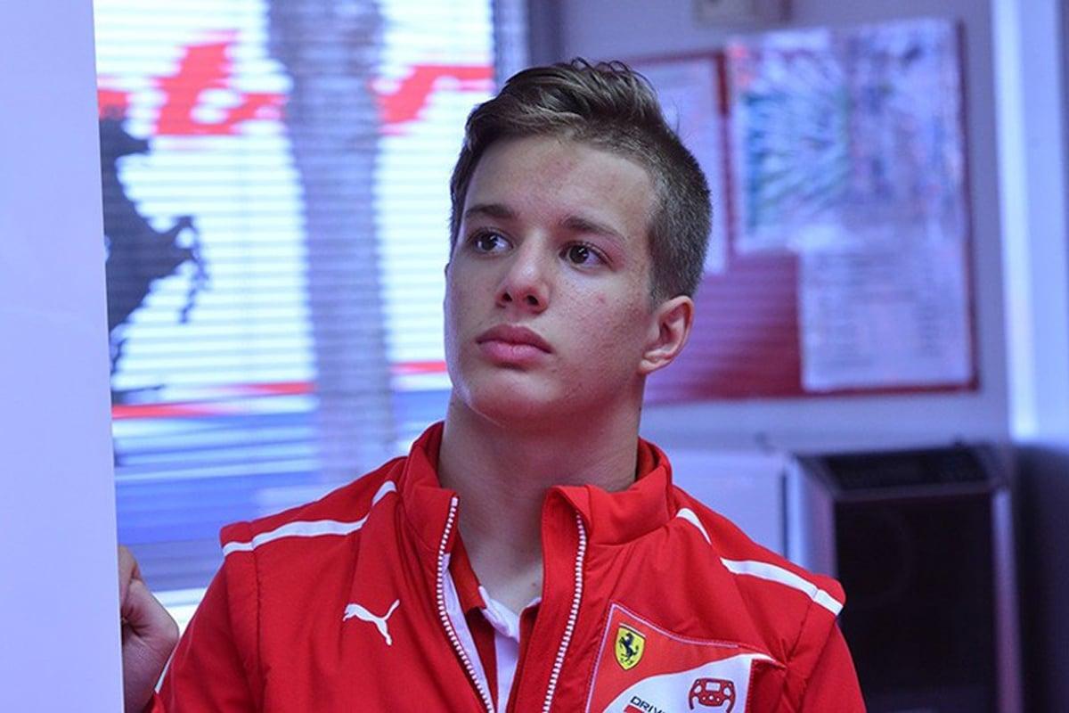 フェラーリ F1 ジャンルカ・ペテコフ