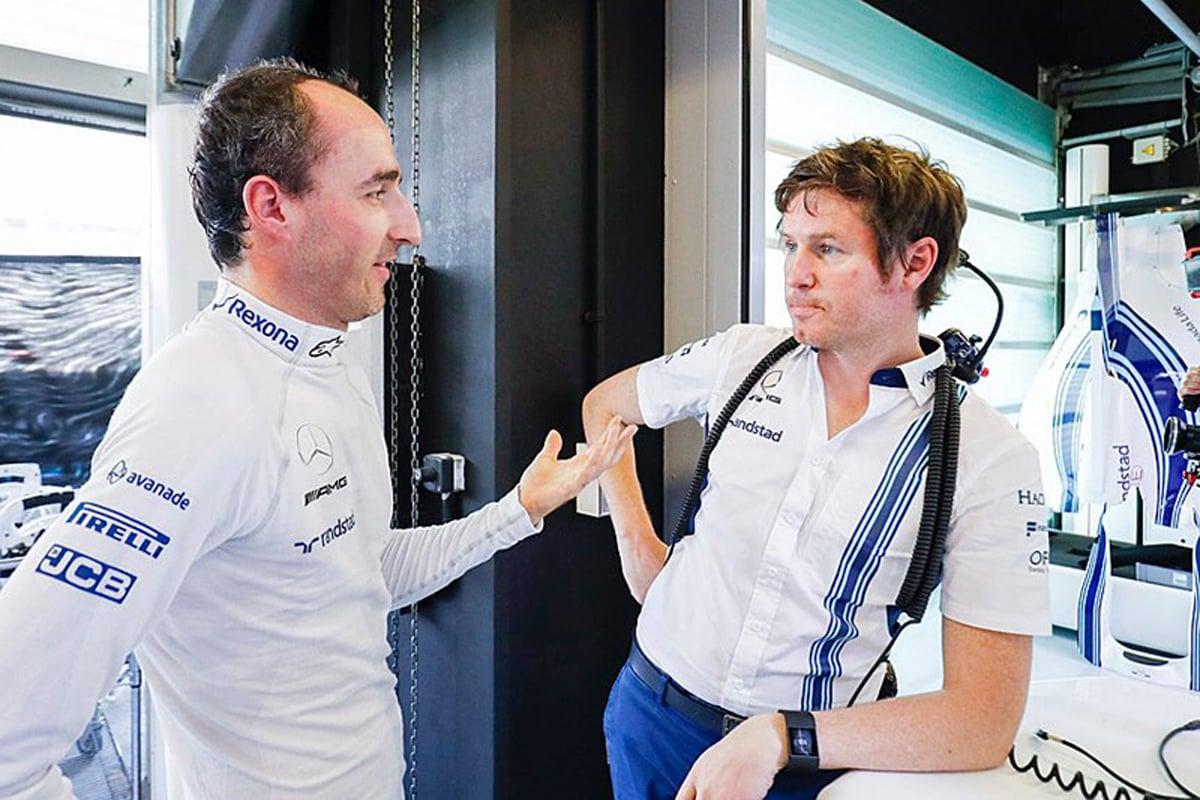 ロバート・クビサ ウィリアムズF1 F1