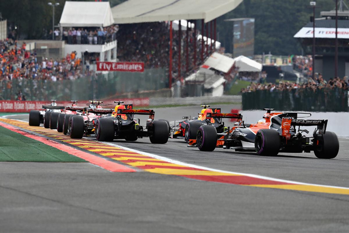 F1 グリッド ペナルティ 2018年のF1世界選手権