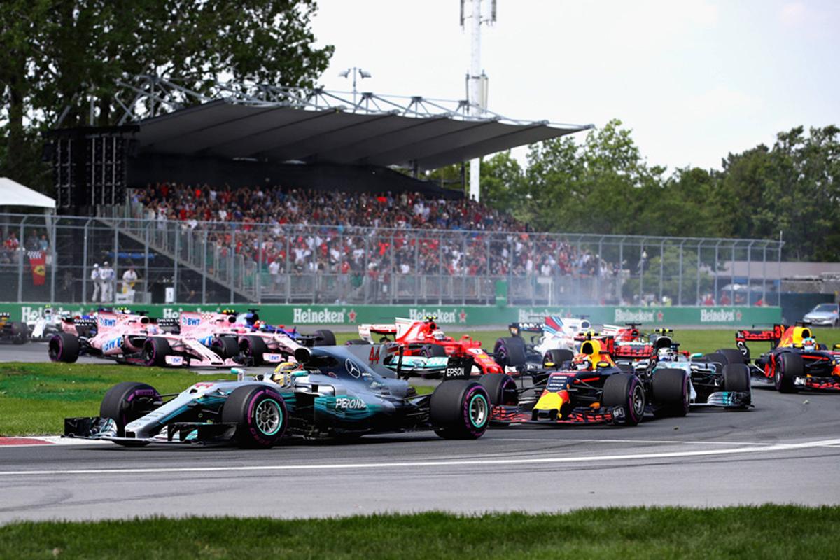 2017年のF1世界選手権 フォーミュラ1 F1