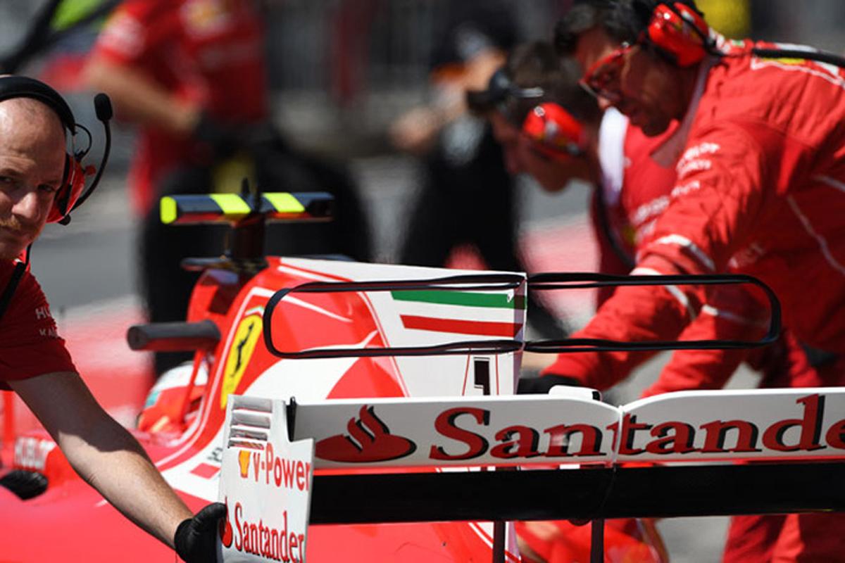 フェラーリ F1 iQOS