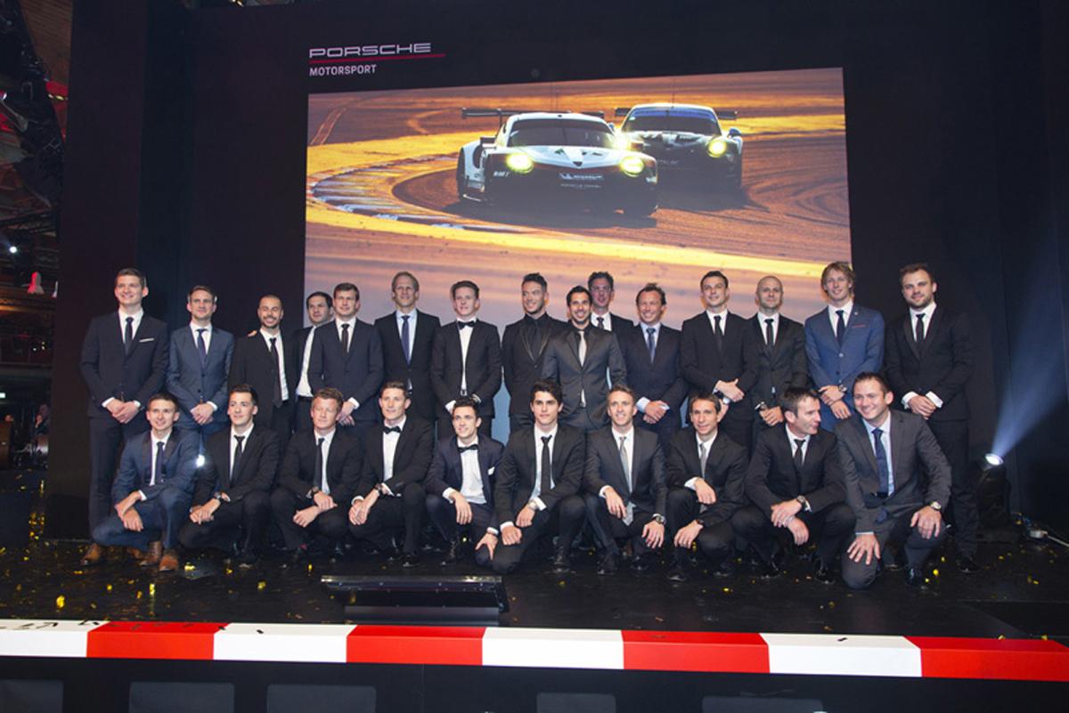ポルシェ ル・マン24時間レース FIA 世界耐久選手権