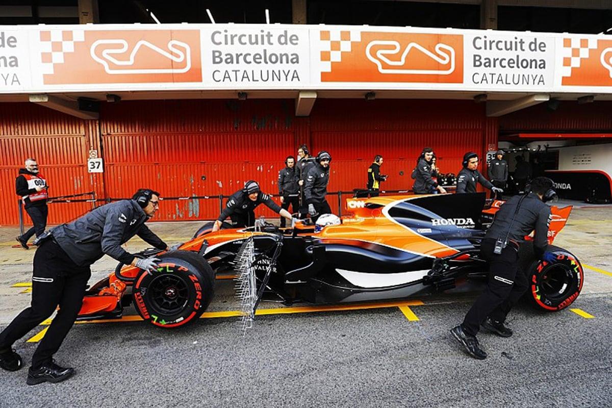 マクラーレン ホンダF1 F1
